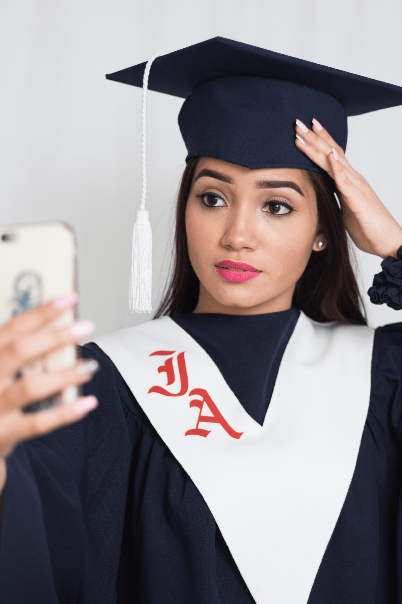 fotografia de graduaciones